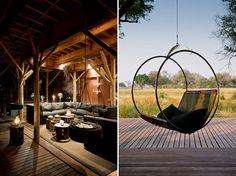 LOVE that hammock