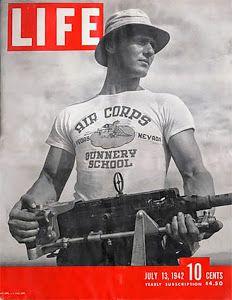 LIFE MAGAZINE July 13, 1942