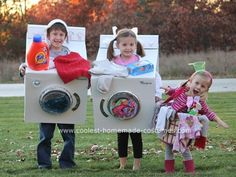 Homemade costumes! Funny!!!!!!!!!!!!!!!!!!!!!!!!!!!!!!!!!!!