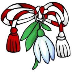 Το νέο νηπιαγωγείο που ονειρεύομαι : Έθιμα για την αρχή του Μάρτη από την Ελλάδα και τις γειτονικές χώρες Autumn Leaves Craft, 8 Martie, Leaf Crafts, Spring Activities, Spring Crafts, Bowser, Education, Creative, Cards