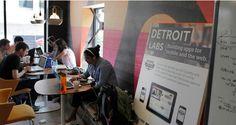 Detroit, Embracing New Auto Technologies, Seeks App Builders