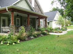 Traditional Exterior Photos Craftsman Exterior Design Ideas, Pictures, Remodel, and Decor - page 43
