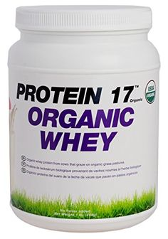 Protein 17 Organic GrassFed Whey Protein Delicious Natural Flavor *** Be sure to check out this awesome product. Organic Whey Protein Powder, Organic Chocolate, Plant Protein, Organic Plants, Natural Flavors, Grass, Nutrition, 1 Pound, Amazon