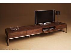 TV meubel in walnoot hout - bestel online | Trendymeubels.nl