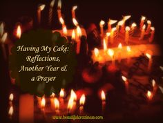 A birthday Prayer