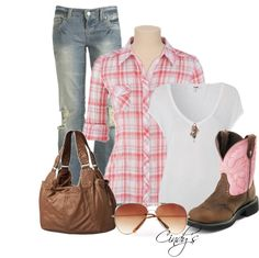 """""""Country Comfy"""" by cindycook10 on Polyvore"""
