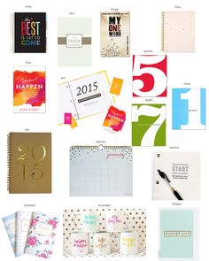 My 15 Essentials for 2015 include my favorite planners, journals, books, and mugs to kick-start 2015. #eclifeplanner
