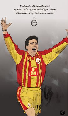 Gheorghe Hagi by bet92 on DeviantArt