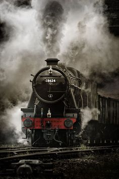 Content filed under the Steam Showers taxonomy. Old Steam Train, Steam Railway, Bonde, Train Art, Train Pictures, British Rail, Old Trains, Train Engines, Steam Engine