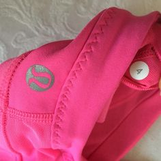 Lululemon Hot Pink T Bar Activewear Sports Bra Size 4 (S) Sports Bra Sizing, Final Sale, Sale Items, Hot Pink, Lululemon, Active Wear, Pink, Sport Wear