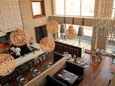 Second Bar & Kitchen in downtown Austin.