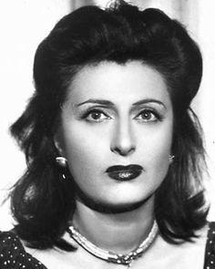 Anna Magnani Italian woman