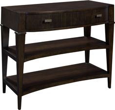 Leah Night Stand  Find out about this and other well-crafted Thomasville furniture when you visit your nearest Thomasville retailer. There, our designers will help you realize the perfect home that you've always imagined.