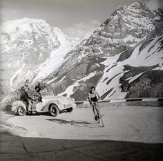Fausto Coppi - Giro d'Italia, Passo dello Stelvio - 1953