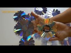 1 million+ Stunning Free Images to Use Anywhere Diy Crafts With Cds, Old Cd Crafts, Hobbies And Crafts, Handmade Crafts, Crafts To Make, Paper Crafts, Mason Jar Crafts, Bottle Crafts, Diy Projects To Try