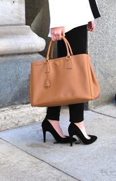 prada for cheap prices - Prada | Saffiano Executive Tote Bag, Caramel | Bags | Pinterest ...