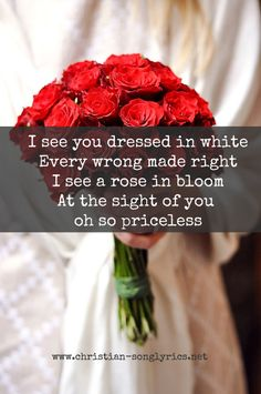 I See You Dressed In White : dressed, white, Country, Ideas, Country,, Lyrics