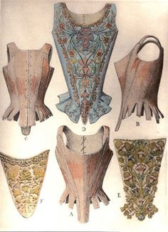 17th century corsets                                                       …                                                                                                                                                                                 More