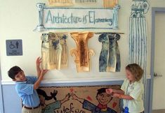 Architecture is Elementary: Architecture for Kids. Lessons and Activities for children in kindergarten to grade 12: KinderArt ®