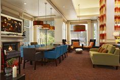 The newly renovated Hilton Garden Inn Silver Springs