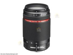 PENTAX HD-DA 55-300 mm f/4-5.8 ED WR objectif photo