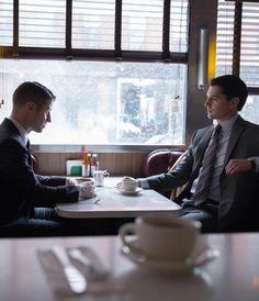 Gotham 1x18 Everyone Has A Cobblepot - Gordon & Harvey Dent