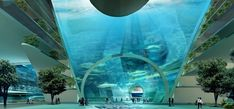 This Futuristic Floating City Could Become A Reality In China  #innovation