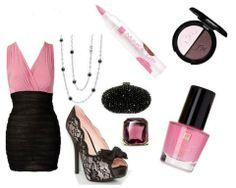 li11 - Tinta per labbra Rose dream c006 - Duo ombretti Blur burgundy n031 - Smalto Wild orchid