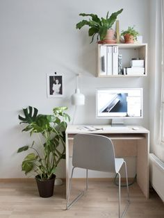 HOME DZINE Home Office | Easy Home Office Furniture
