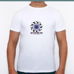 DeepHouse - Camiseta entallada Fruit of The Loom