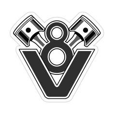 V8 Tattoo, Piston Tattoo, Car Tattoos, Small Friendship Tattoos, Garage Logo, Engine Tattoo, Mechanic Tattoo, Engine Pistons, Stencil Art