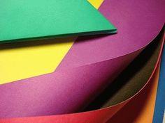 Története origami - fajta papír