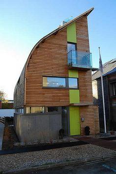 Sustainable Architecture | Sustainable Net Zero Carbon House Design by Potton