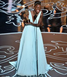 Congratulations To Lupita Nyong'o On Her Win At The Oscars http://www.blackhairinformation.com/general-articles/congratulations-lupita-nyongo-win-oscars/
