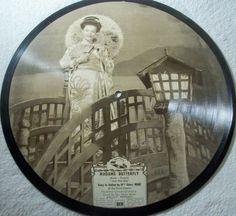 GÉORI BOUÉ  La Boheme / Madame Butterfly  Saturn O-701 12  78rpm picture record