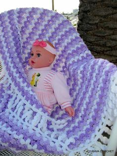 www.craftsy.com/project/view/lilac-baby-blanket-with-white-fr
