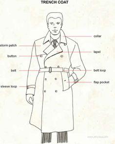 Trench coat