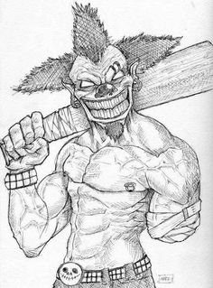 Drawings of clowns scary clown drawing creepy clown clown tattoo nurse tattoos gangster clown sad gangster clown drawings Scary Drawings, Badass Drawings, Dark Art Drawings, Pencil Art Drawings, Art Drawings Sketches, Cartoon Drawings, Scary Clown Drawing, Creepy Clown, Cartoon Kunst