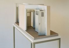 Flur (Hall), 2005, Inverted Spaces by Jens Reinert: Representing the Ordinary