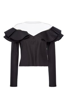 Johanna Ortiz Catherine Of Valois Long Sleeve Top