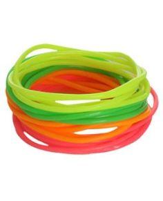 The bracelets!
