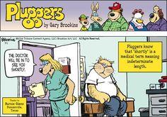 Pluggers Comic Strip, May 01, 2016     on GoComics.com