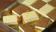 Ciasto Adam i Ewa Polish Recipes, Polish Food, Food Cakes, Homemade Cakes, Cornbread, Cake Recipes, Cheesecake, Cooking Recipes, Baking