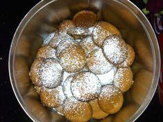 Wessels Küchenwelt: schnelle Marzipanplätzchen