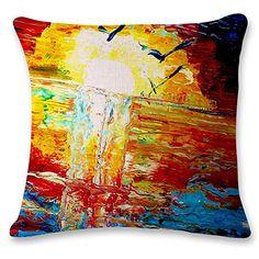 DeMissir Cotton Linen Oil Painting Pillow Case Pillowcase... https://www.amazon.com/dp/B071HFTGWX/ref=cm_sw_r_pi_dp_x_9HCvzb1VRFHH3