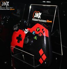 harley quinn xbox one controller - Google Search