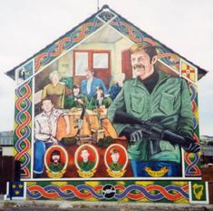 Political Events, Northern Ireland, Aqa, Painting, Murals, Northern Ireland County, Painting Art, Wall Paintings, Paintings