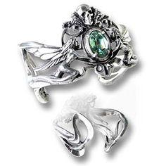 Alchemy Gothic A69 La Fleur de Baudelaire Bracelet ** Read more reviews of the product by visiting the link on the image.