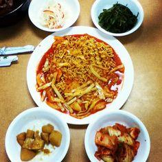 Korean Food, Korea Town, Toronto, Canada