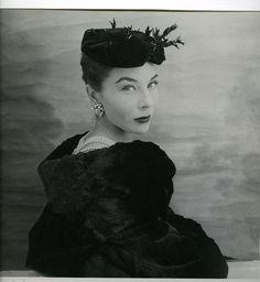 Bettina 1953 Henry Clarke
